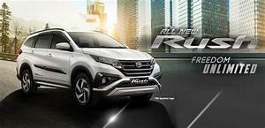 Toyota Ph Confirms Arrival Of Toyota Rush Mpv Soon