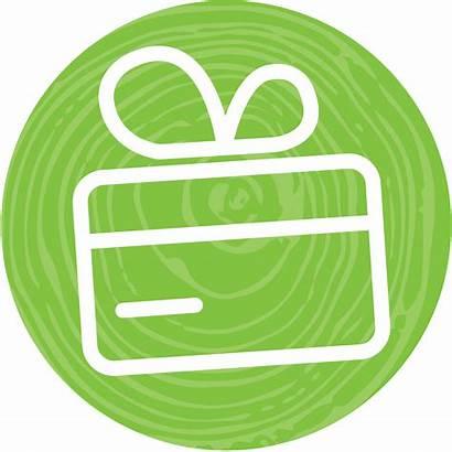Rewards Gift Icon Reward Card Cards Redwood