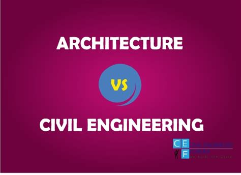 Difference Between Architect And Civil Engineer