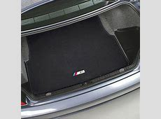 ShopBMWUSAcom BMW M3 EMBROIDERED TRUNK MAT
