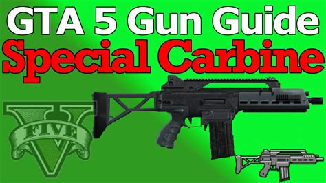 Special Carbine (review, Stats, & How To