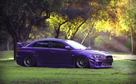 Mitsubishi Lancer Evo X Hd Wallpapers Hd Car Wallpapers
