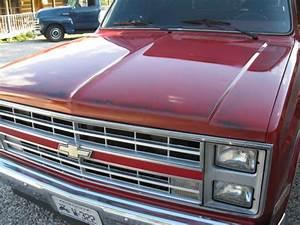 1985 Chevy Silverado 82 83 84 86 87 Patina Ratrod Hotrod