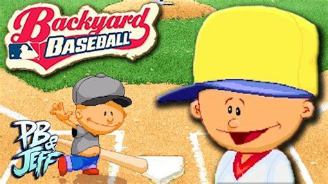 Backyard Sports by Pablo Mvp Backyard Baseball Part 1 Humongous