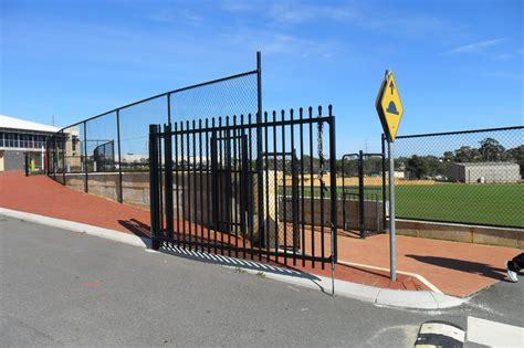 security gates perth craftsman fencing