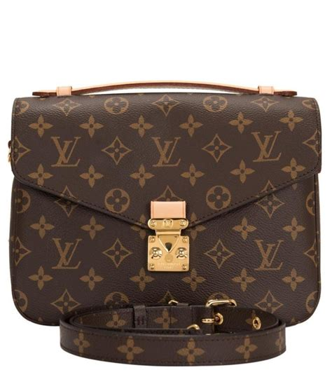 louis vuitton pochette metis monogram cross body bag tradesy