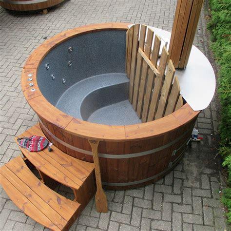 tub selber bauen internerm ofen badetonne badebottich badefass badezuber pott tub in 2019