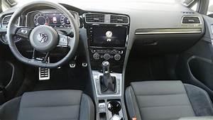 Golf 7 Zubehör Innenraum : volkswagen golf r facelift testbericht mit 310 ps autogef hl ~ Jslefanu.com Haus und Dekorationen