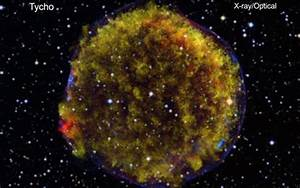 Record-Setting Supernova Actually a Black Hole Violently ...