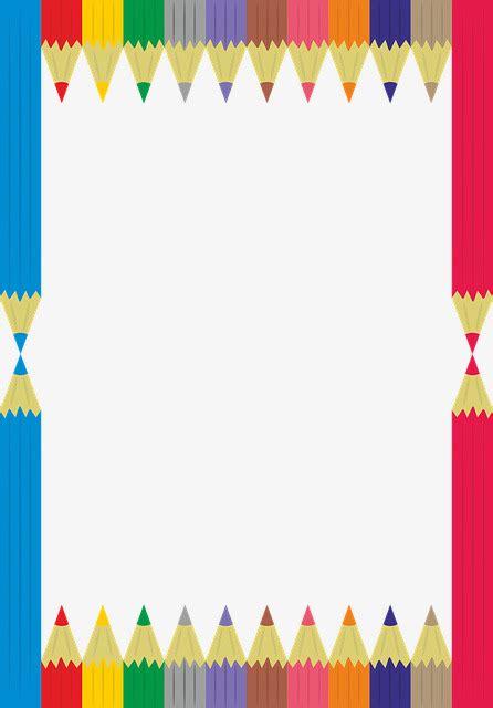 html border color color pencil border color clipart pencils border