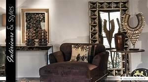 Grand Miroir Design : grand miroir mural rectangulaire design style art d co 187 cm int rieurs styles ~ Teatrodelosmanantiales.com Idées de Décoration