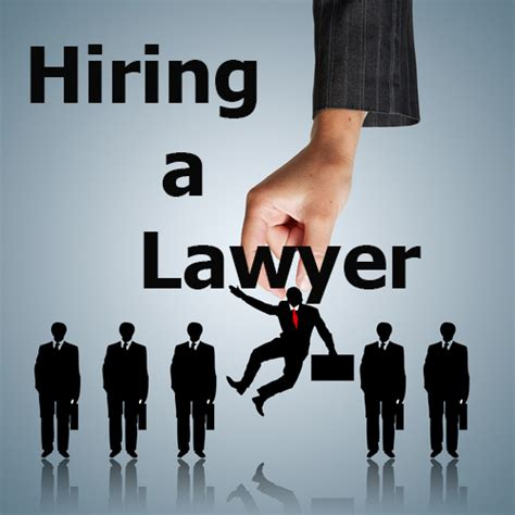 hiring  lawyer     legal  lawyers