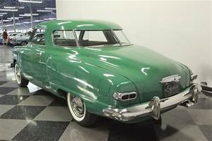 1949 Studebaker Champion Starlight Coupe Coupe Flat Head 6