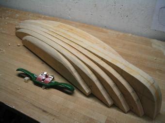 bread  butter hull model boat construction