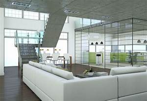 Escalier De Maison Interieur : escalier en b ton ~ Zukunftsfamilie.com Idées de Décoration