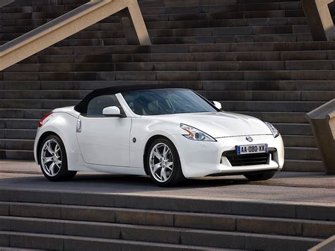 nissan coupe convertible nissan 370z roadster specs 2009 2010 2011 2012