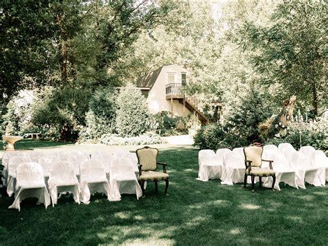 stillwater wedding venues mini bridal