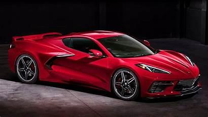 Corvette C8 Chevrolet Stingray Wallpapers 4k Zr1