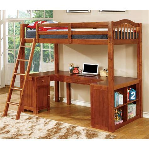 Furniture Of America Eileen Loft Bed