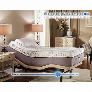 Sleep Science Ara 13 U0026quot  Twin Xl Memory Foam Mattress With