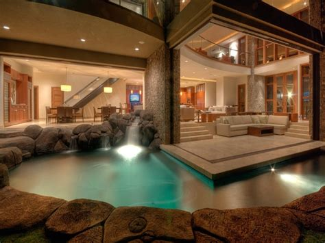 natural stone patio designs luxury homes  pools