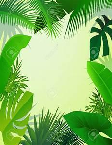 Vector Jungle Clipart (68+)