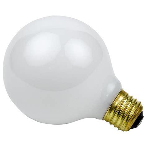 Bathroom Globe Light Bulbs by 100 Watt G40 Globe Light Bulb 15793 Destination Lighting