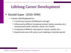 Counselling Skills And Social Work Career Development And Counselling Theories