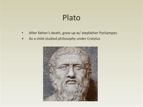 ppt the and times of plato bruno margaret