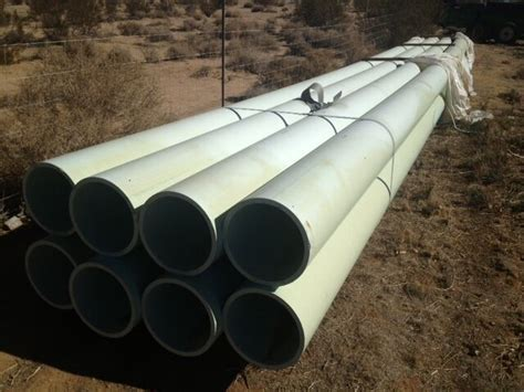 Newold Stock 8 39 105 Pipes Total319 12 Pvc Fusible