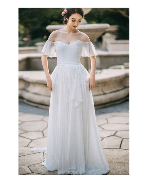 Simple Flowy Chiffon Off Shoulder Sleeve Summer Wedding. Pink Ombre Wedding Dresses. Wedding Dress Lace Sheath. Ruched Chiffon Wedding Dresses. Royal Wedding Dresses Princess Anne. Ivory Wedding Dress Bristol. Second Hand Red Wedding Dresses. Rustic Wedding Flower Girl Dresses. Modest Wedding Dresses Amazon