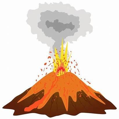 Volcano Eruption Wall Mural Pixers Change Installation