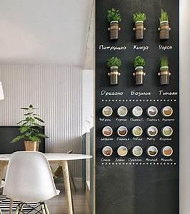 Tableau Aimanté Pour Photos : photo vous pouvez allier tableau noir et peinture ~ Teatrodelosmanantiales.com Idées de Décoration