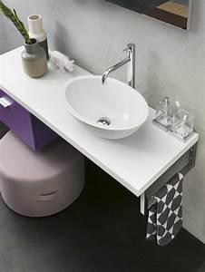 Petit Meuble Salle De Bain : meuble pour petite salle de bain une s lection originale ~ Teatrodelosmanantiales.com Idées de Décoration