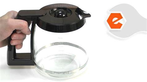 Replacing The Carafe (cuisinart Part Calories In Coffee Machine Hot Chocolate Butter Vietnamese Ghee Syrup Review Renoir Quiktrip Frozen Debunked