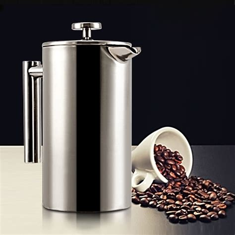 5 best coffee maker under $100 in 2021. sterlingprofrenchpress   The Budget Barista