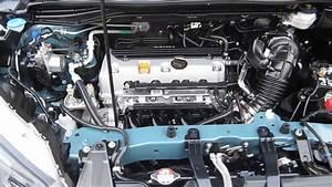 2014 Honda Cr-v  Mountain Air Metallic - Stock  30120a - Engine
