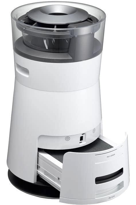 LG SIGNATURE White Air Purifier   AM501YWM1