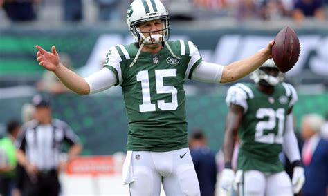 josh mccown signed   contract   jets