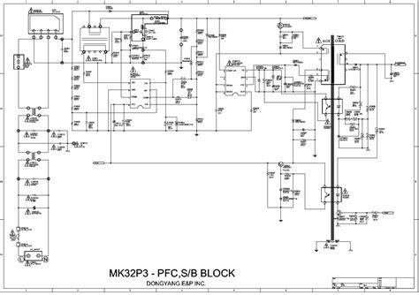 samsung le32s81 bn44 00192a bn44 00192b inverter sm service manual