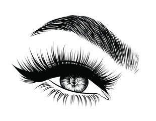 Pikbest has 44957 eyebrow logo design images templates for free. Pin on Eye Lashes Fake