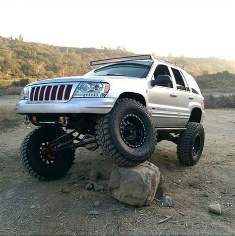 jeep grand cherokee off road wheels jeep grand cherokee wj on method race wheels 4x4