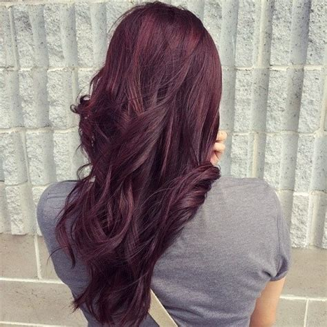 gourgeous mahogany hairstyles hair color ideas