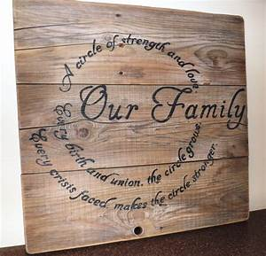 Barnwood signs and sayings just bcause for Barnwood sign ideas