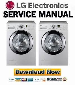 Lg Wd2016c Wm2101h Wm2101hw Service Manual  U0026 Repair Guide