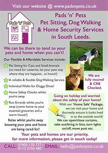 Pads 'n' Pets Pet Sitting & Dog Walking Services - Batley ...