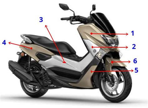 Nmax 2018 New Features by Yamaha Nmax 155 Vva 2018 Facelift Informasi Otomotif