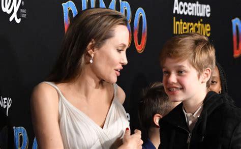 Andželinas Džolijas 13 gadus vecā meita Šilo dzerot hormonus, lai varētu mainīt dzimumu - Jauns.lv