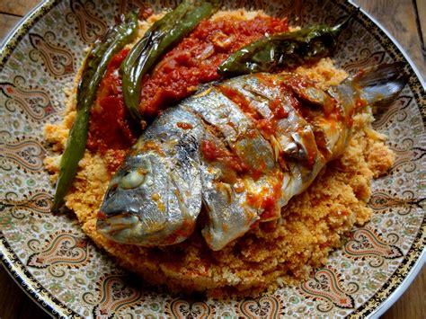 cuisine du poisson couscous au poisson de sfax tunisie la tendresse en