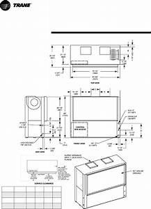 Download Trane Heat Pump Geh Manual And User Guides  Page